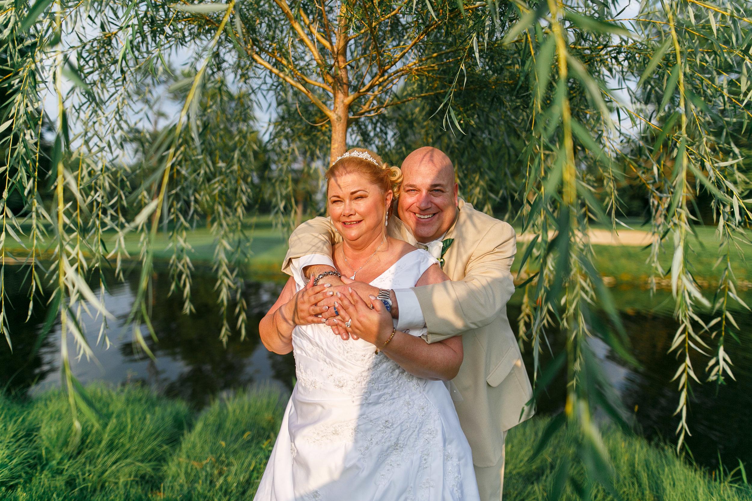 Flourtown Country Club Summer Wedding