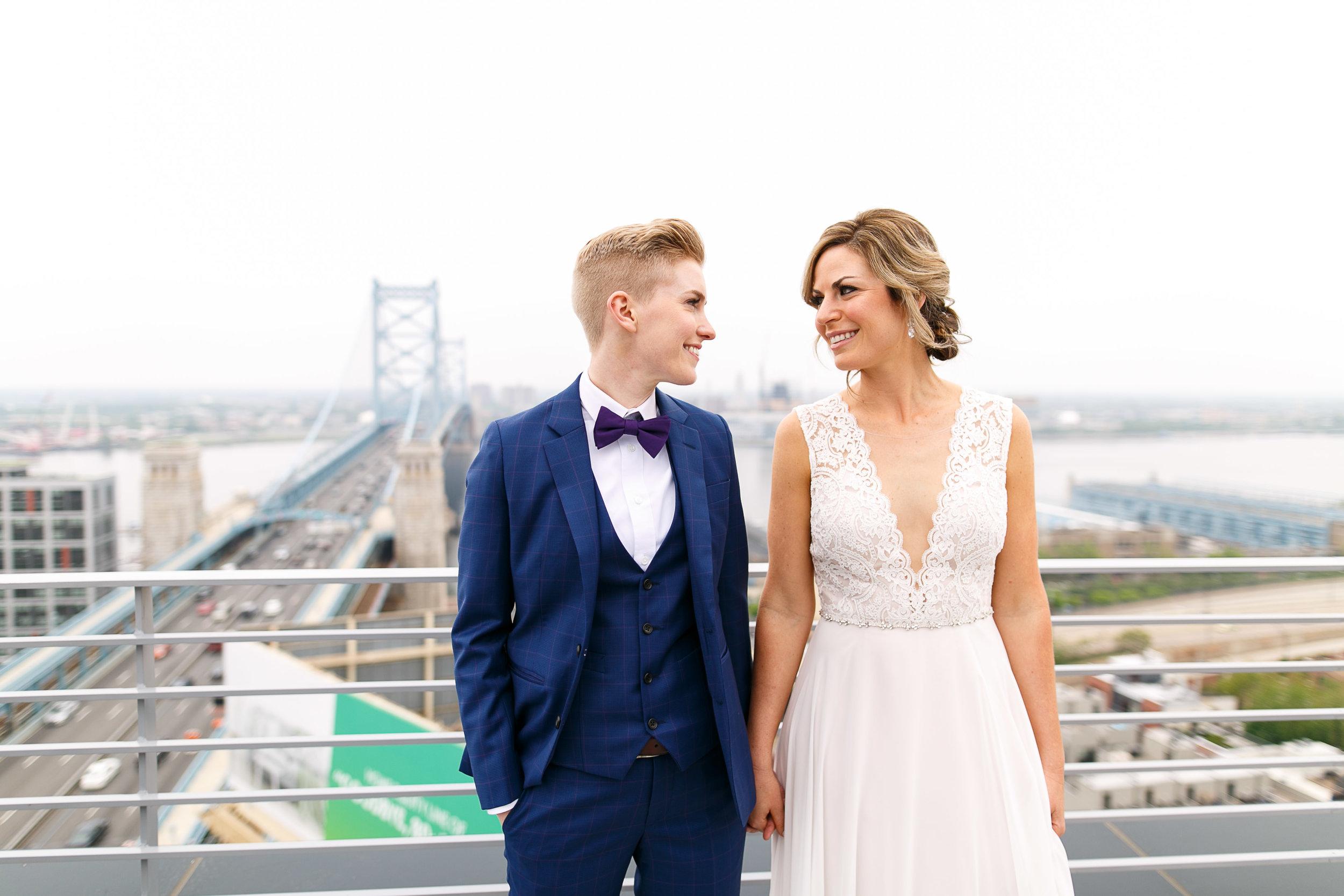 Nuriya And Jess Moshulu Philly LGBT Wedding-269.jpg