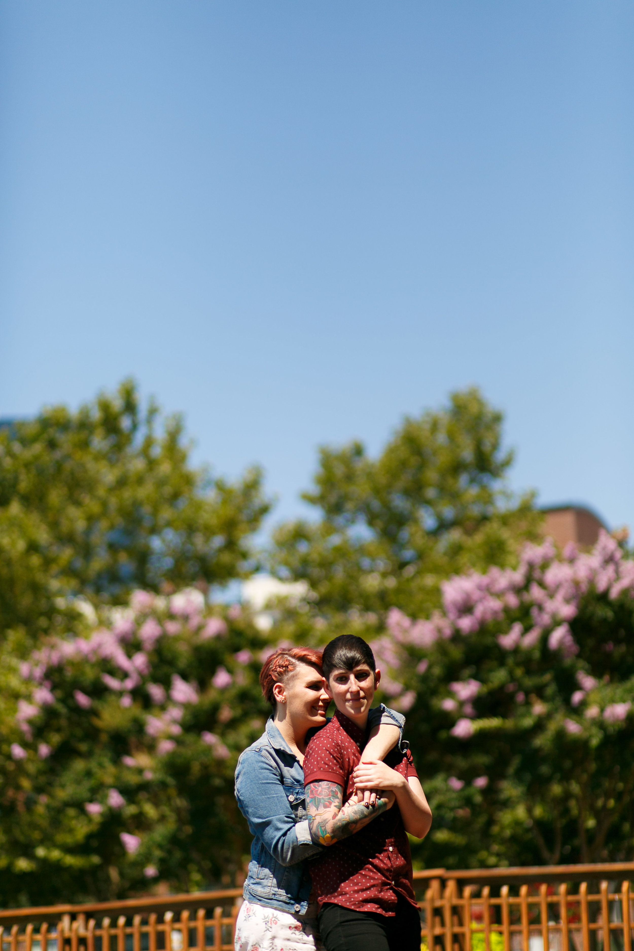 LGBTQ Baltimore Engagement Session with lesbian photographer Swiger Photography18.jpg