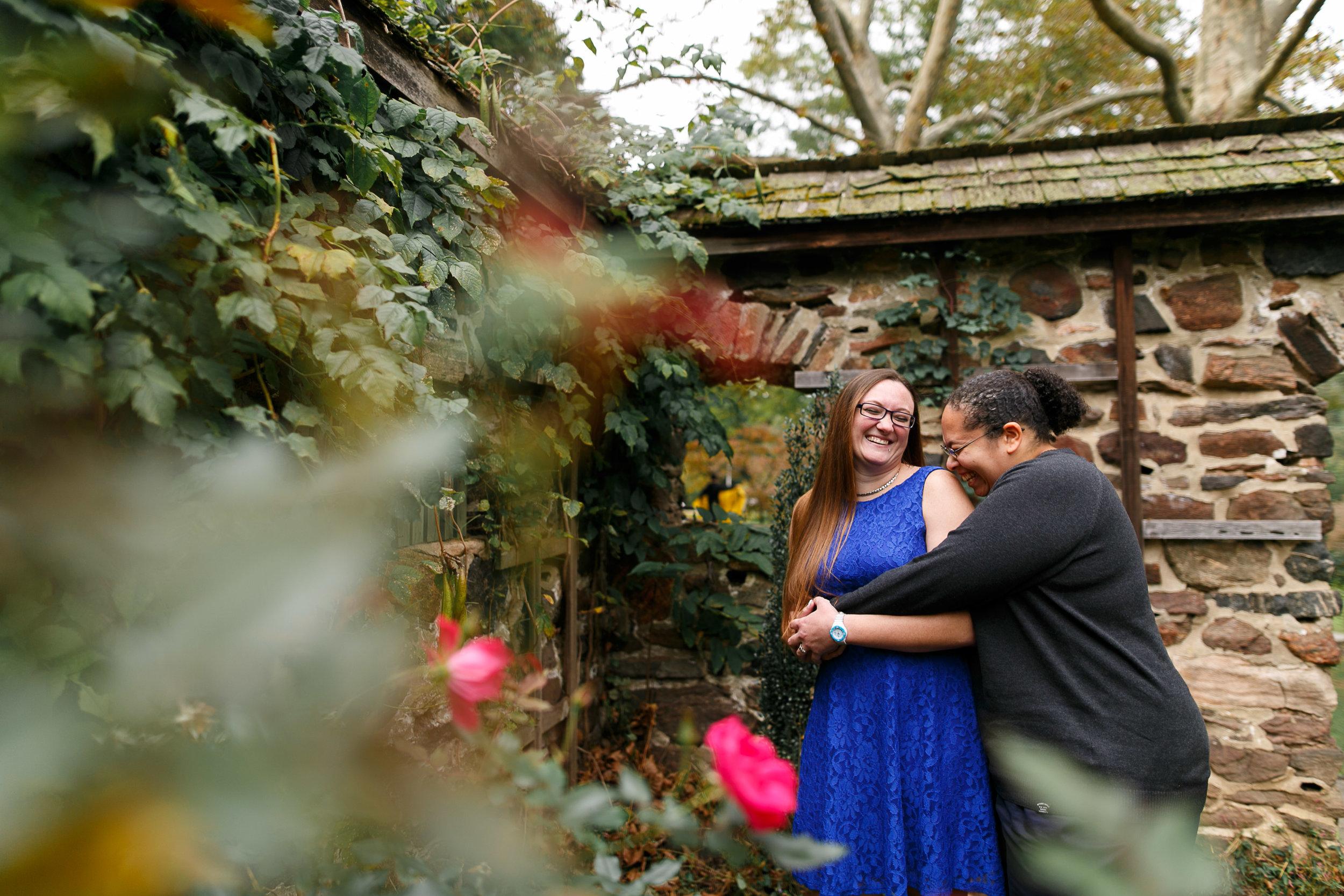 Samantha and Melissa Ridley Creek LGBTQ Engagement Shoot-36.jpg
