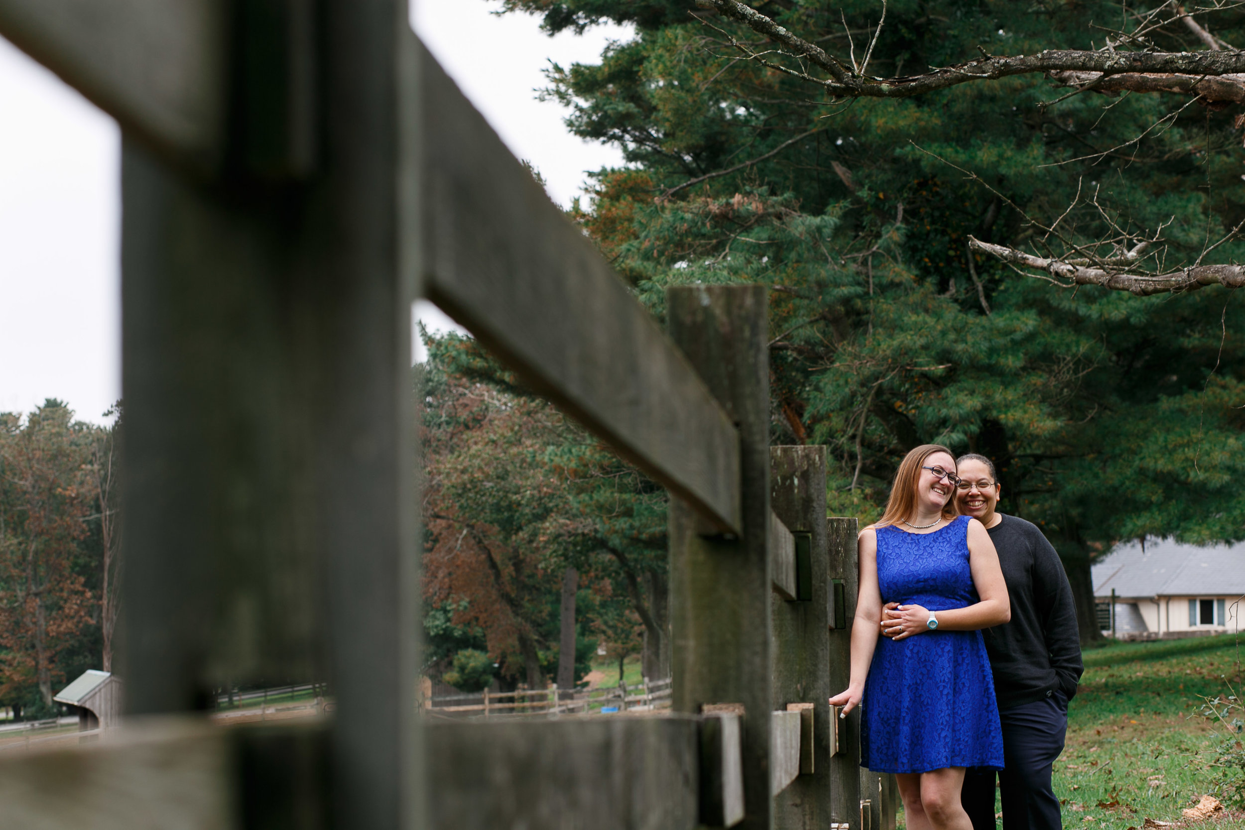 Samantha and Melissa Ridley Creek LGBTQ Engagement Shoot-156.jpg