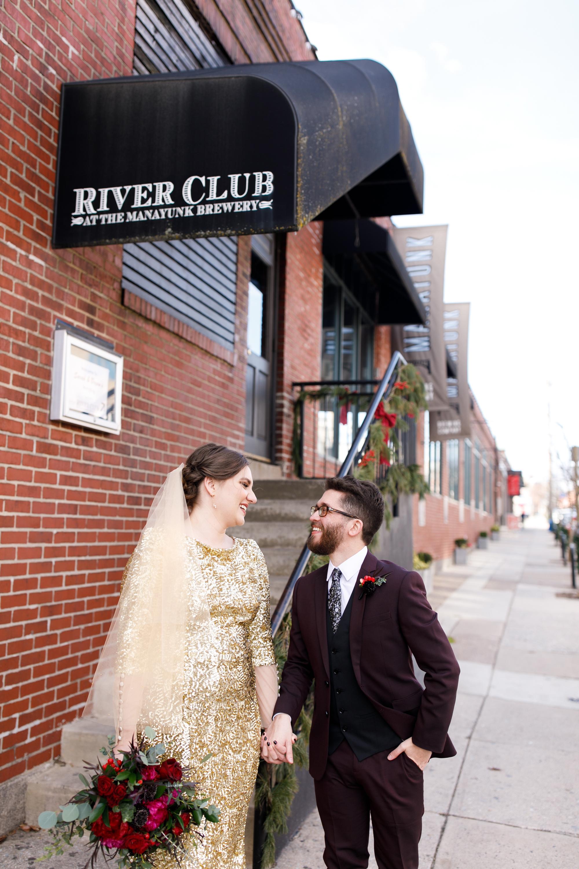 Manayunk Brewery Philadelphia Non-traditional Wedding26.jpg