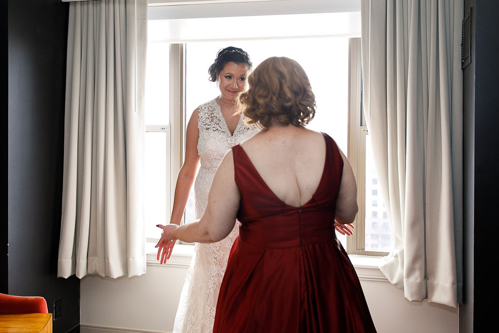 Old City Philly Renaissance Hotel Lesbian Winter Wedding22.jpg