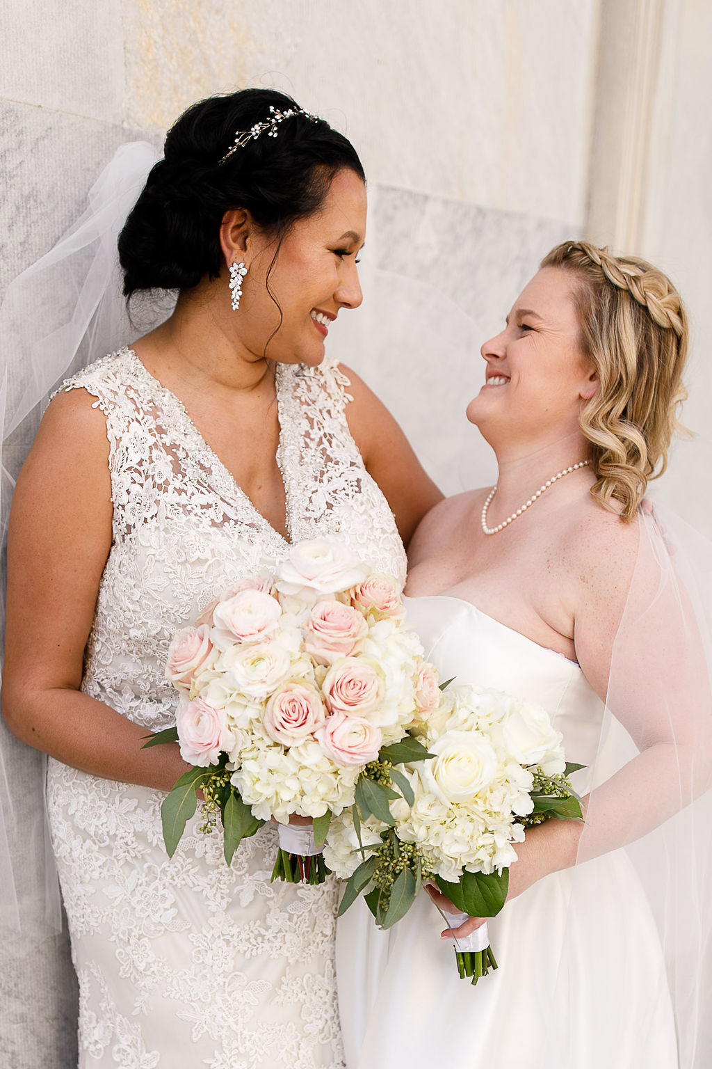 Old City Philly Renaissance Hotel Lesbian Winter Wedding43.jpg