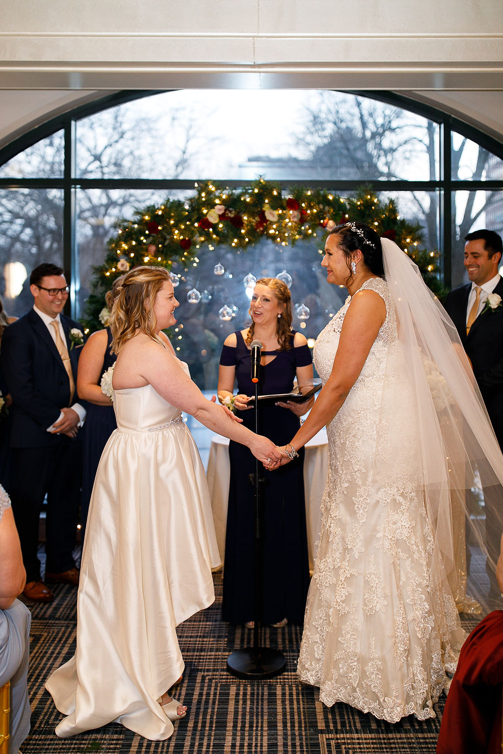 Old City Philly Renaissance Hotel Lesbian Winter Wedding80.jpg