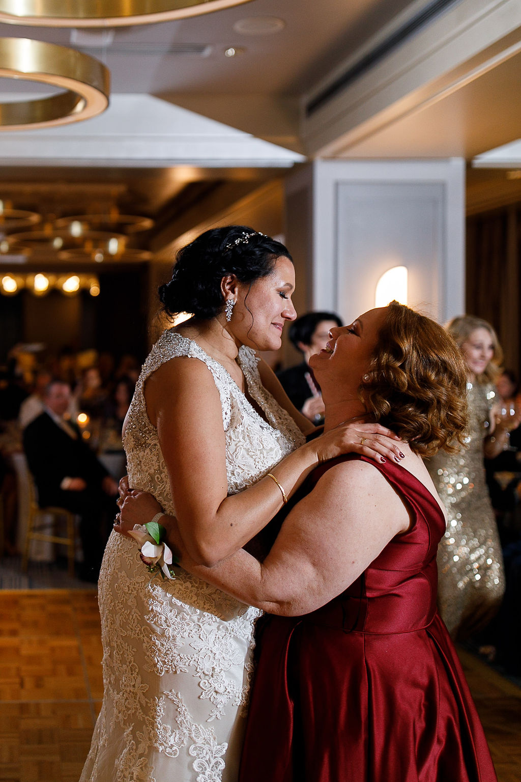 Old City Philly Renaissance Hotel Lesbian Winter Wedding121.jpg