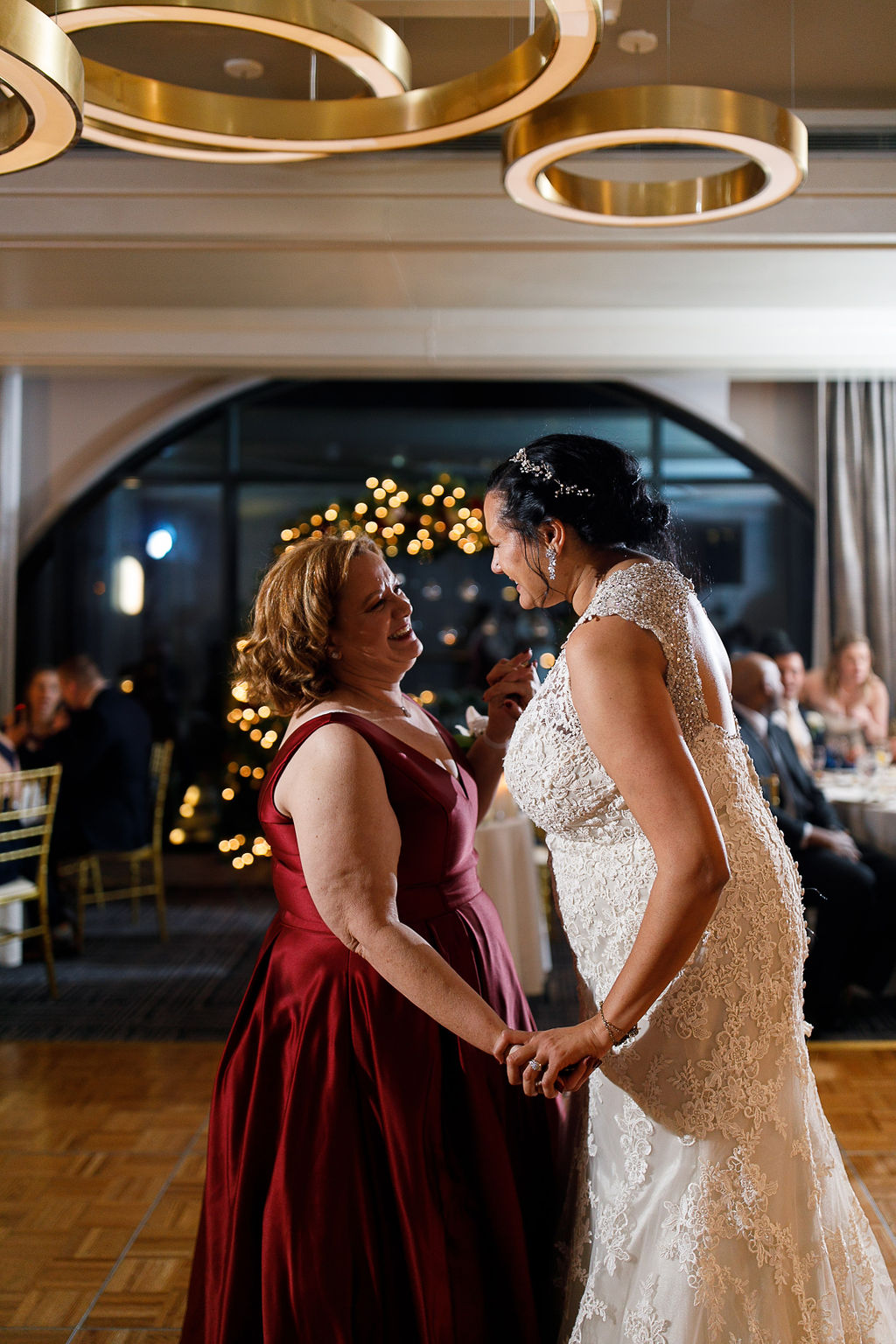 Old City Philly Renaissance Hotel Lesbian Winter Wedding122.jpg