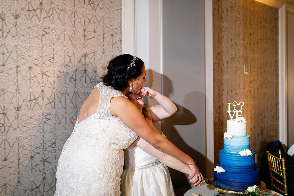 Old City Philly Renaissance Hotel Lesbian Winter Wedding125.jpg