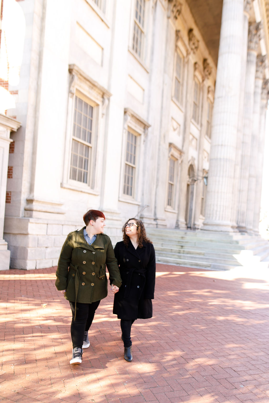Winter Old City Philadelphia LGBTQ Proposal1.jpg