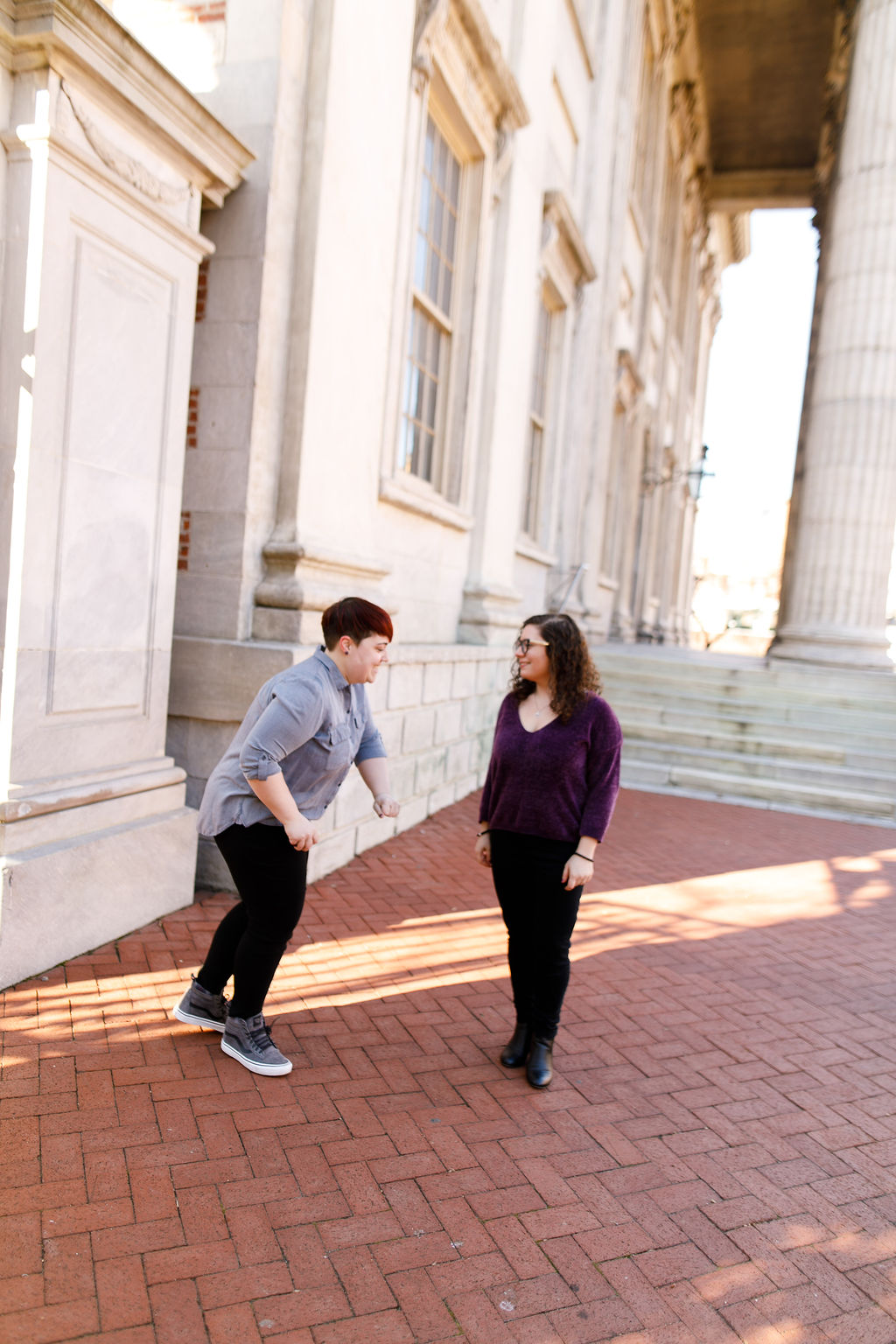 Winter Old City Philadelphia LGBTQ Proposal3.jpg