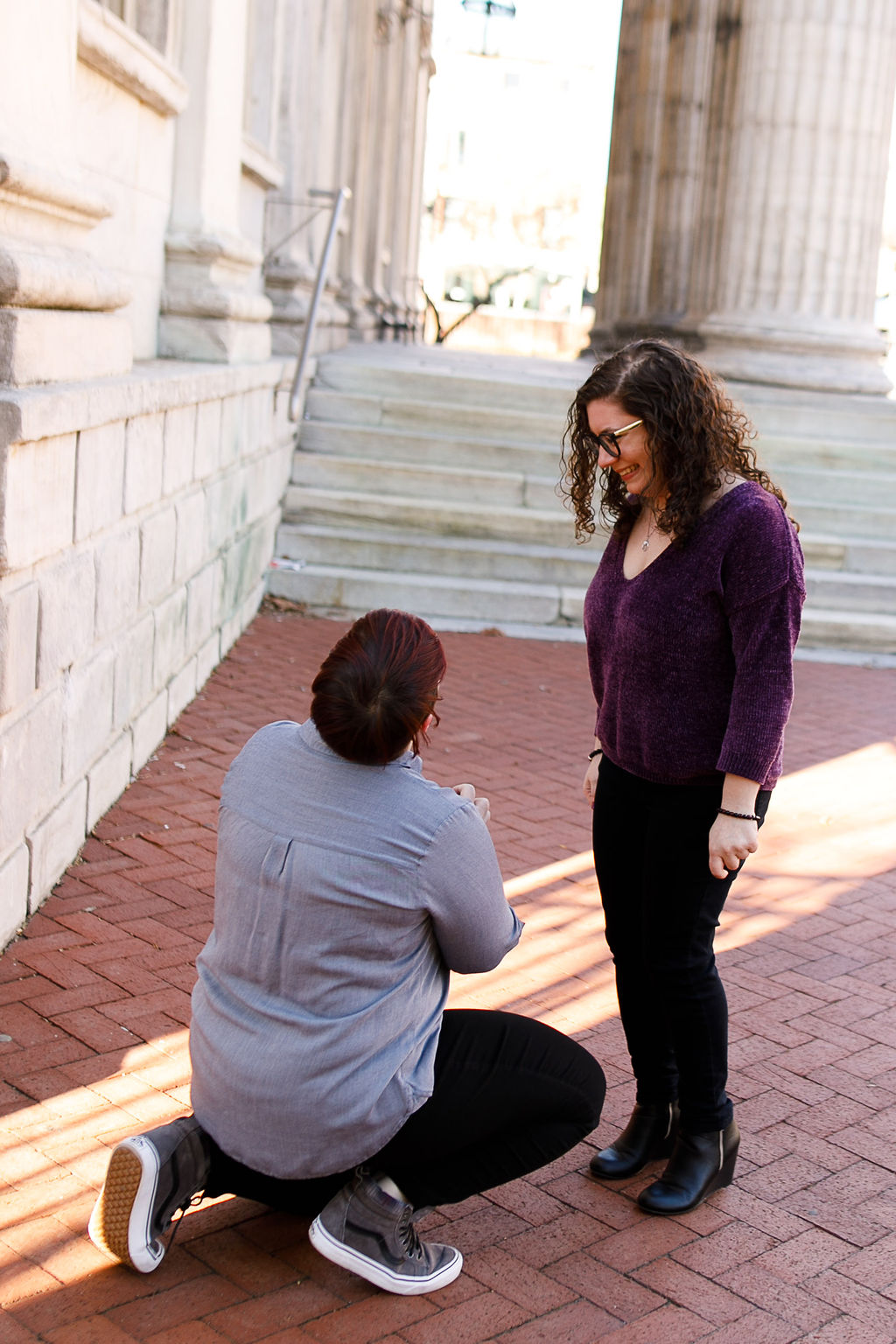 Winter Old City Philadelphia LGBTQ Proposal6.jpg