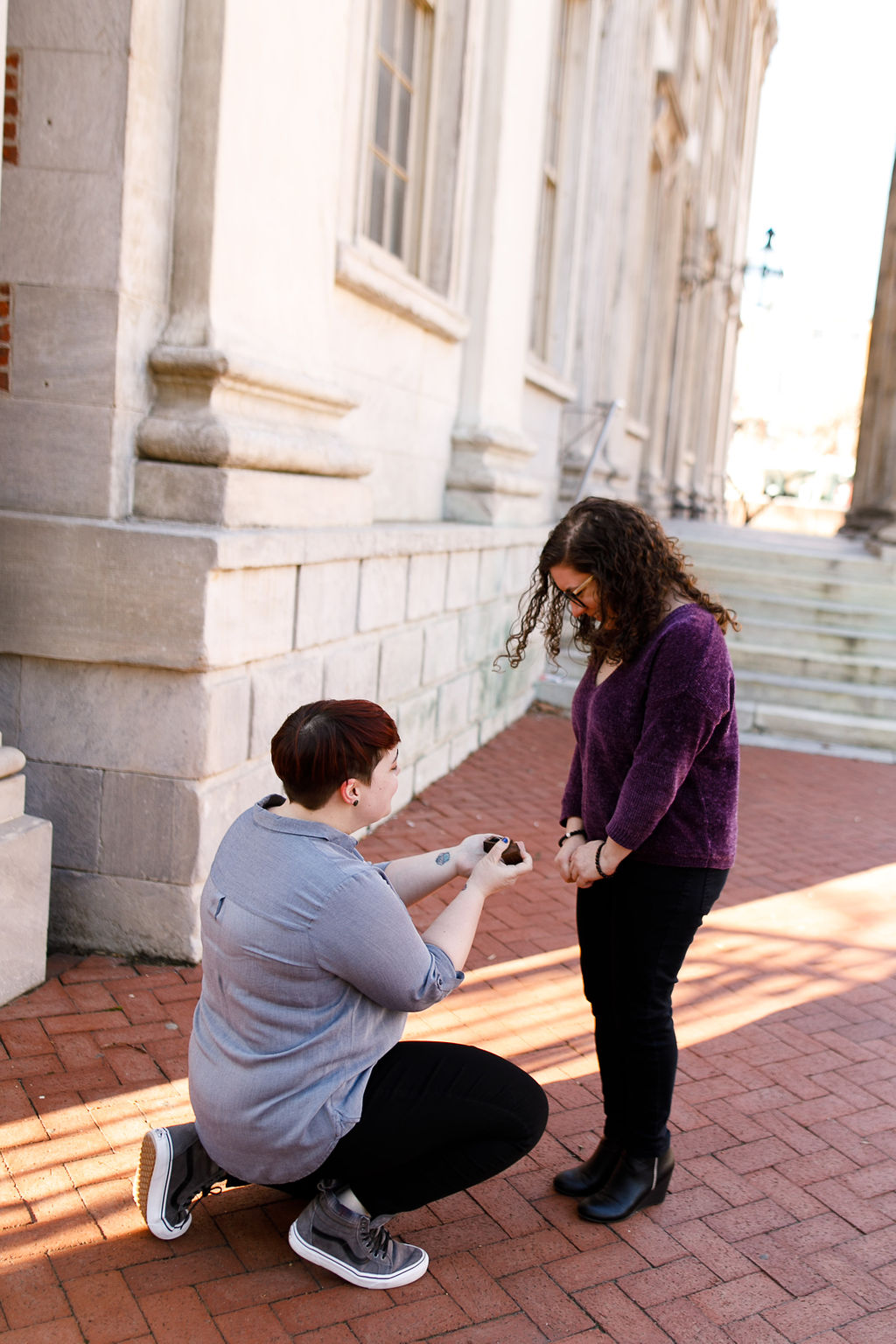 Winter Old City Philadelphia LGBTQ Proposal7.jpg
