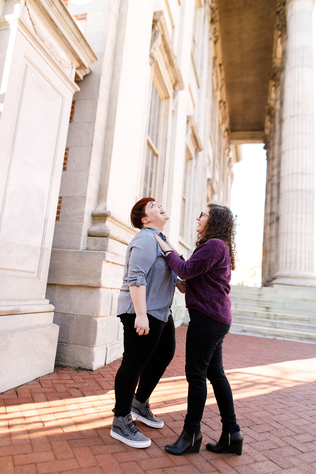 Winter Old City Philadelphia LGBTQ Proposal10.jpg