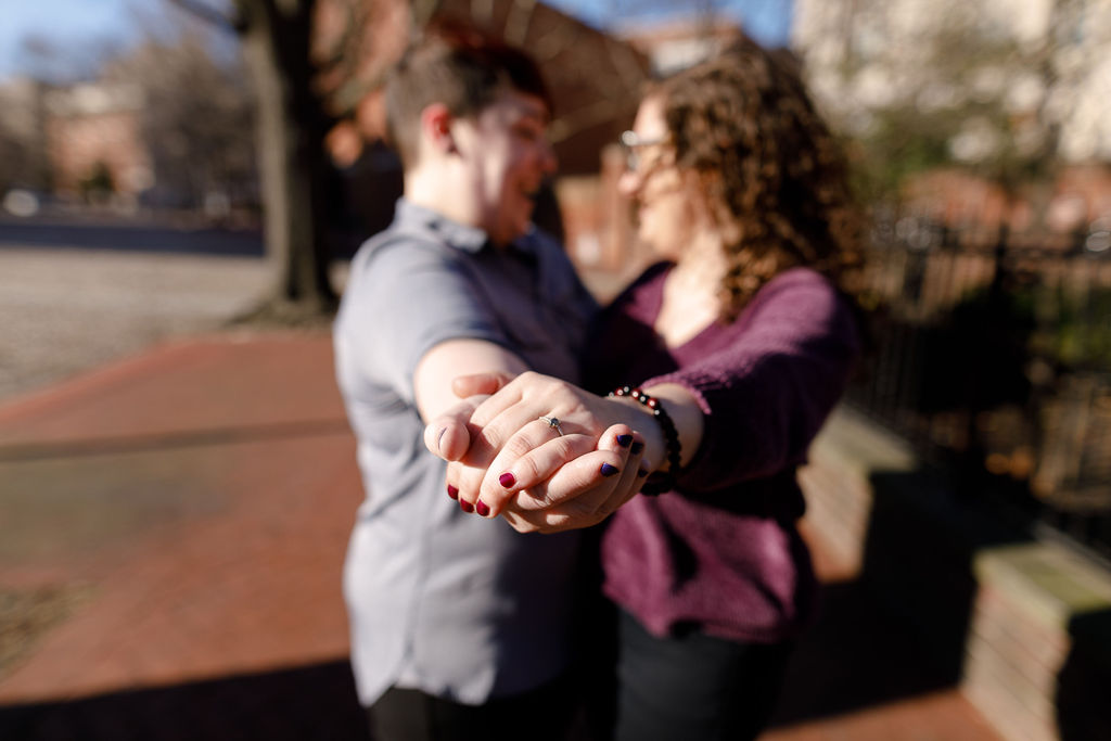 Winter Old City Philadelphia LGBTQ Proposal31.jpg