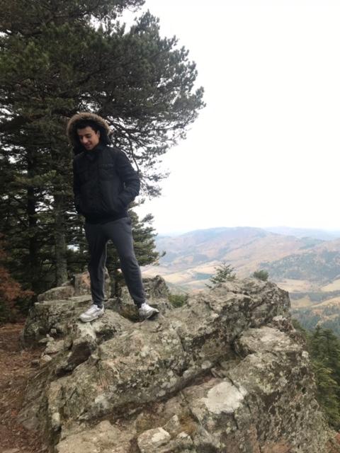 Randonnée en Ardèche, avec les Amis de Veyrines.