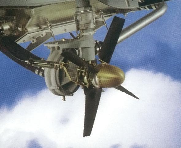 weath-aero fan & pump assembly