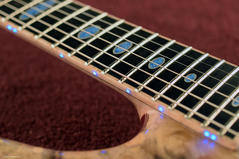 Neck LED Detail