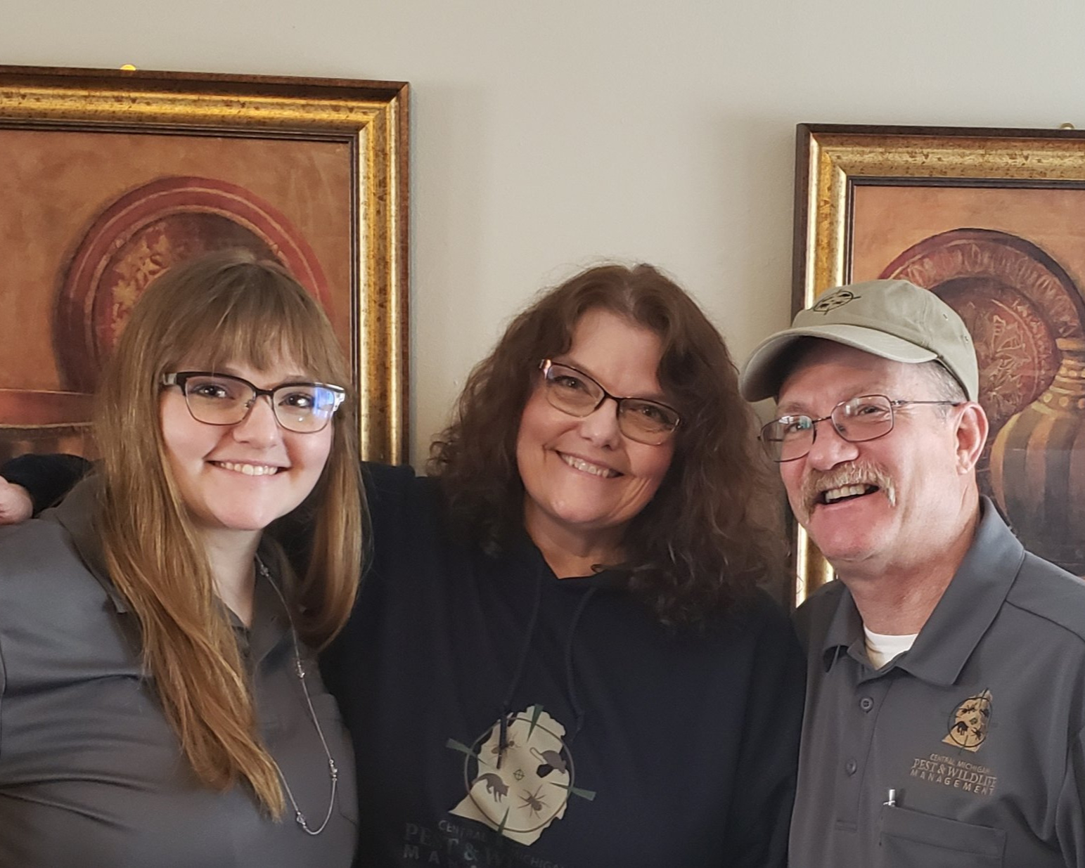 "OUR MISSION - ""As a local family, we have a commitment to serve our community providing an outstanding customer service and the best and effective pest management solutions. We are constantly enhancing our expertise to improve our service with the newest procedures and most sophisticated up-to-date technology to meet our customer's satisfaction""— The Andrews Family"