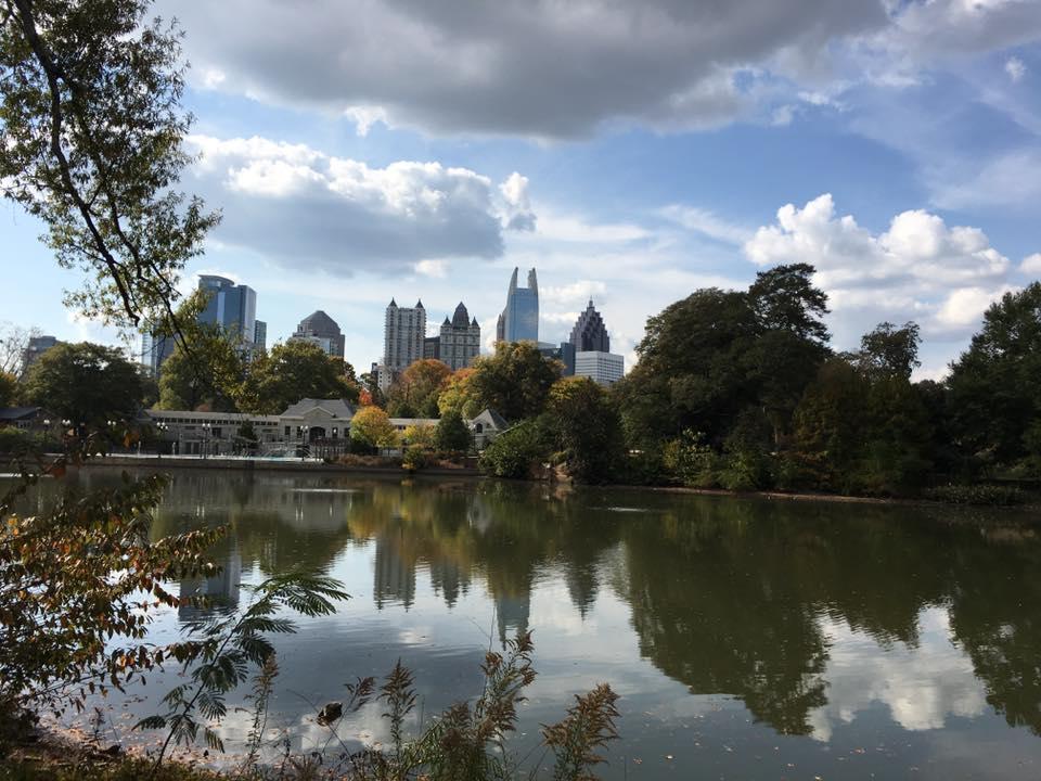 Running in Atlanta