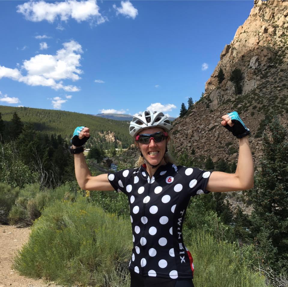 Bike ride in Buena Vista, Colorado