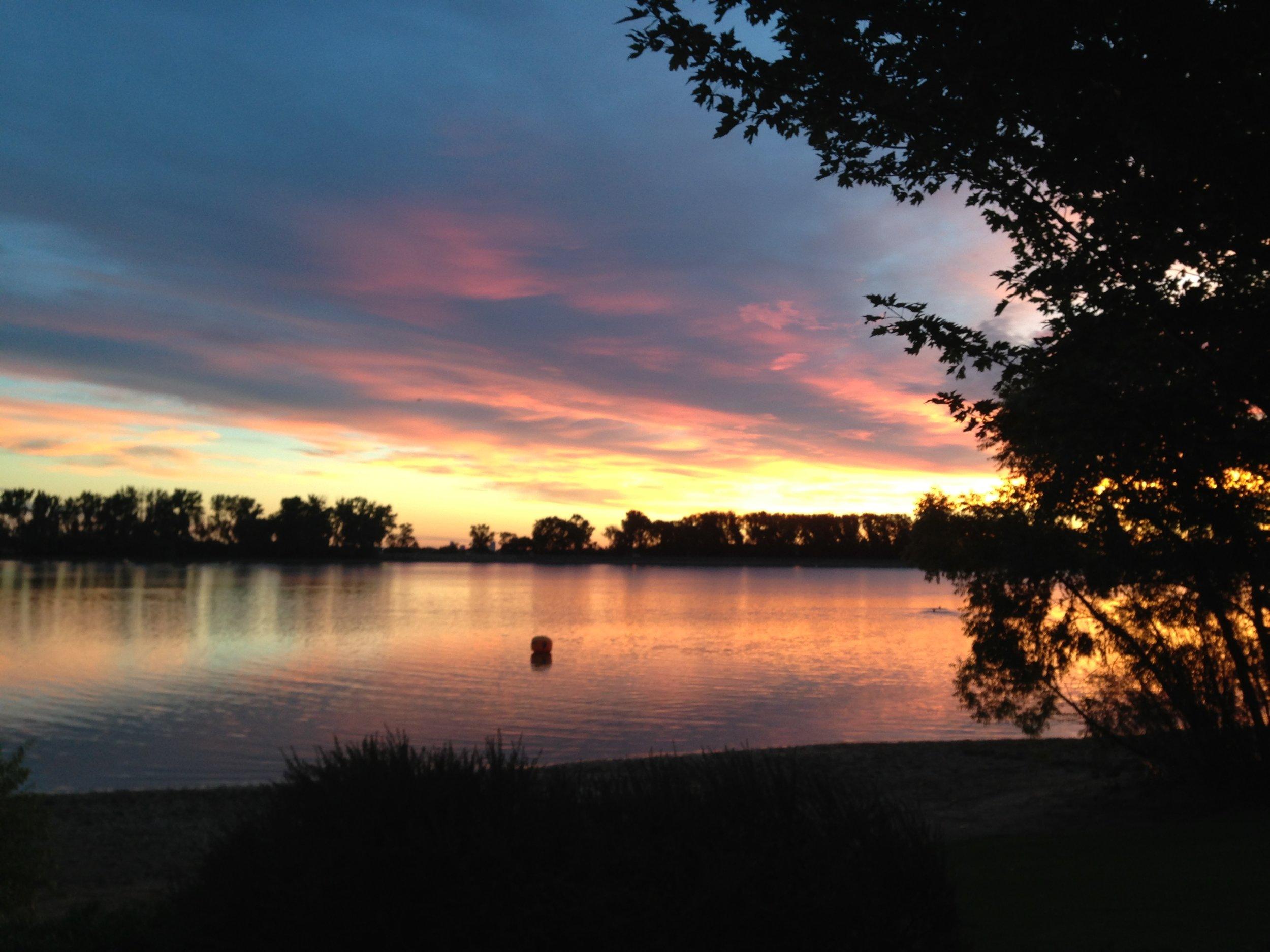 Sunrise at Grant Ranch, Littleton