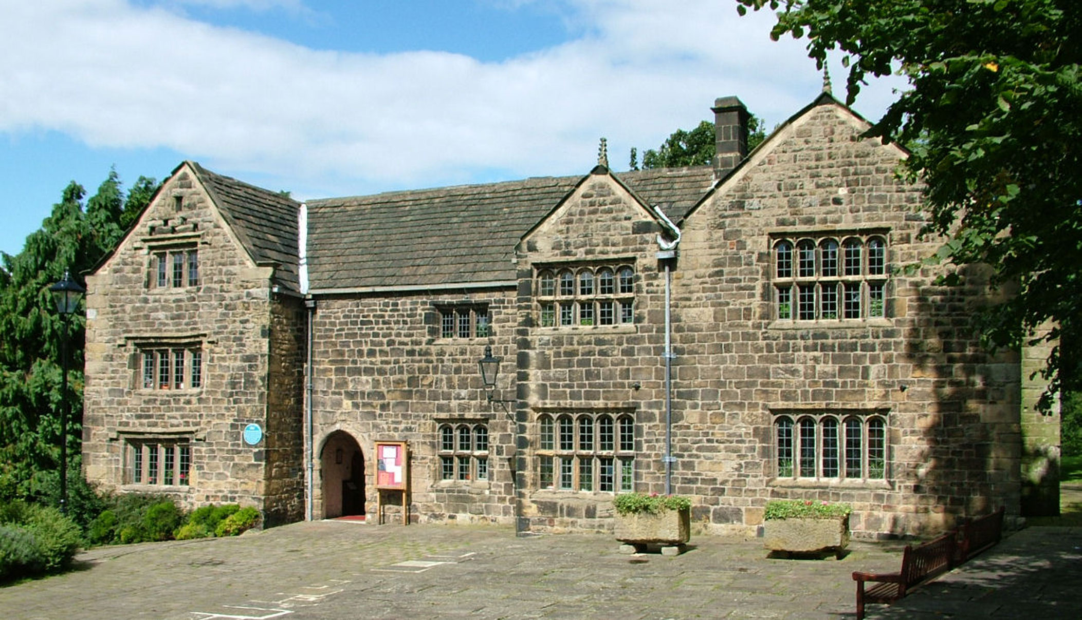 The Manor House, Ilkley.