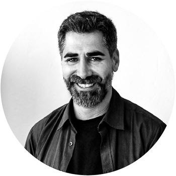 Rafa, Pentaprisma Photo Workshops' host in Barcelona