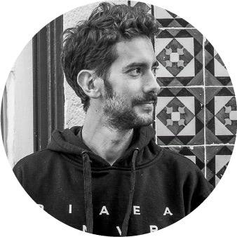 Vitor, Pentaprisma Photo Workshops' host in Barcelona