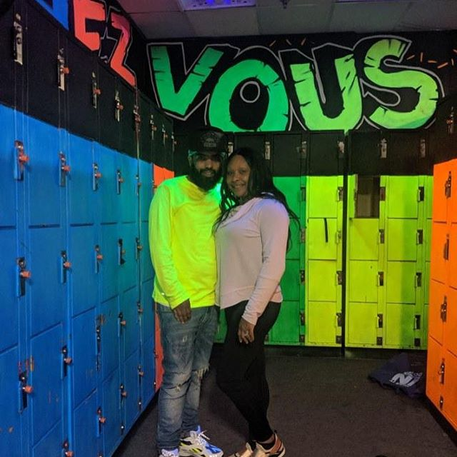 CHEZ VOUS WITH MY GIRLS #queen#princess#king#familytime#rollerskating#