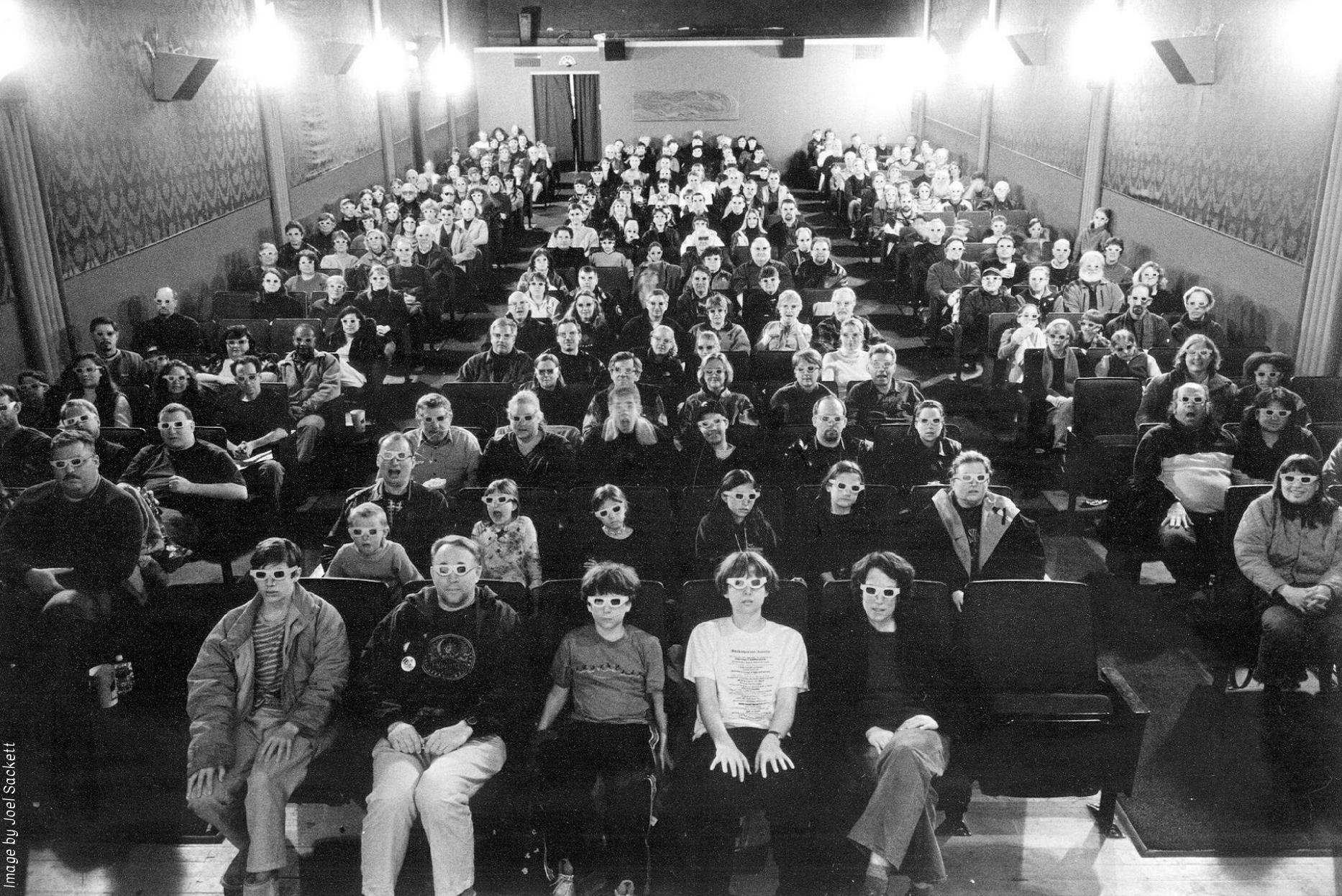 ABOUT - CELLULOID BAINBRIDGE FILM FESTIVAL