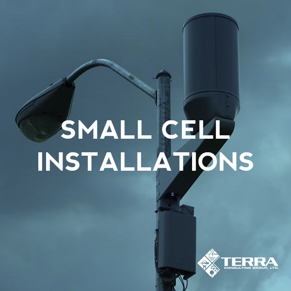 small cell installations