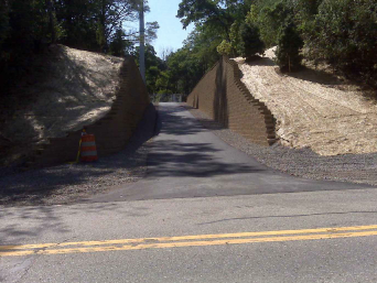 Access Road Design