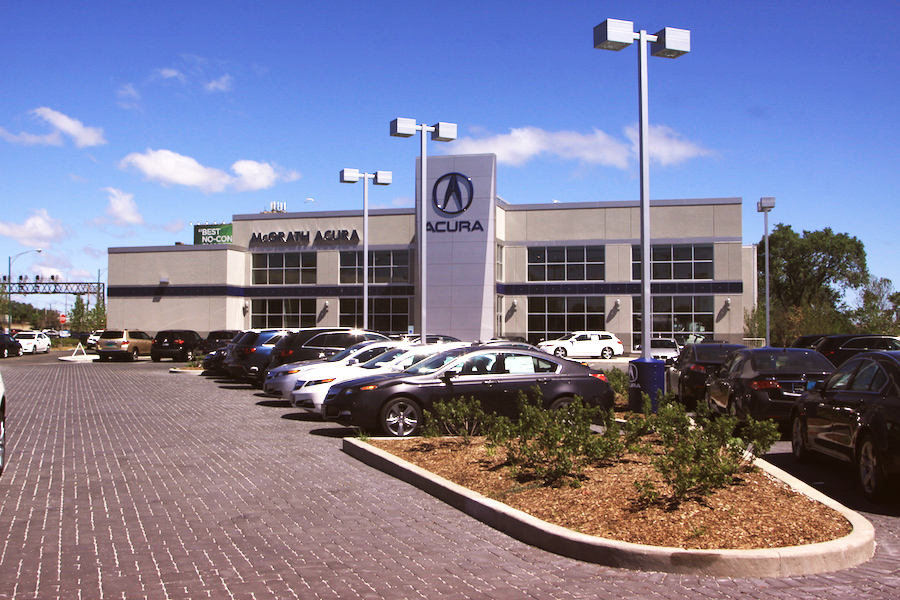 After Terra Consulting Group's plan was put in place at McGrath Acura