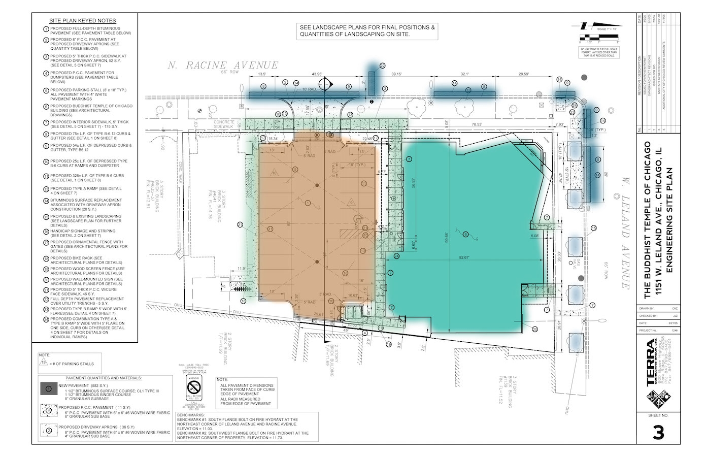 Buddhist Temple Build Plan