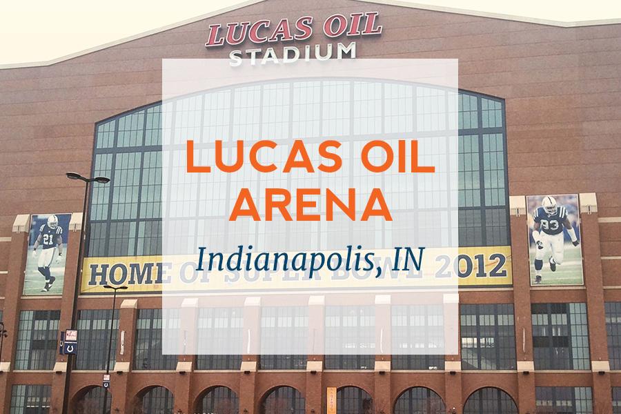 Lucas Oil Arena Indianapolis, IN