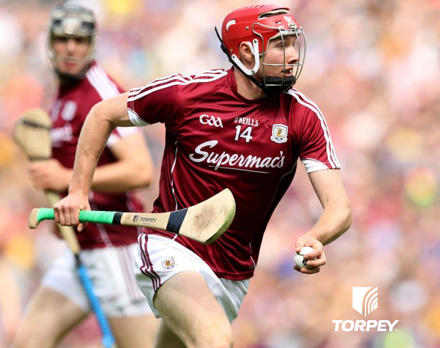 Galway's Cathal Mannion scored 4 points from play and completed another 4 assists against Clare.