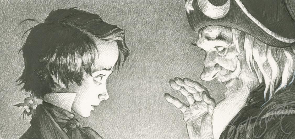 Eddie and Mephisto