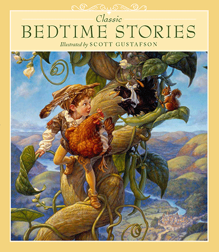 CLASSIC BEDTIME STORIES BOOK