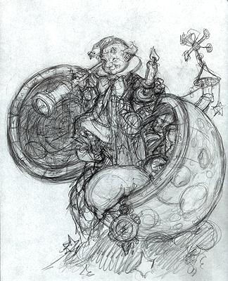 Rough sketch