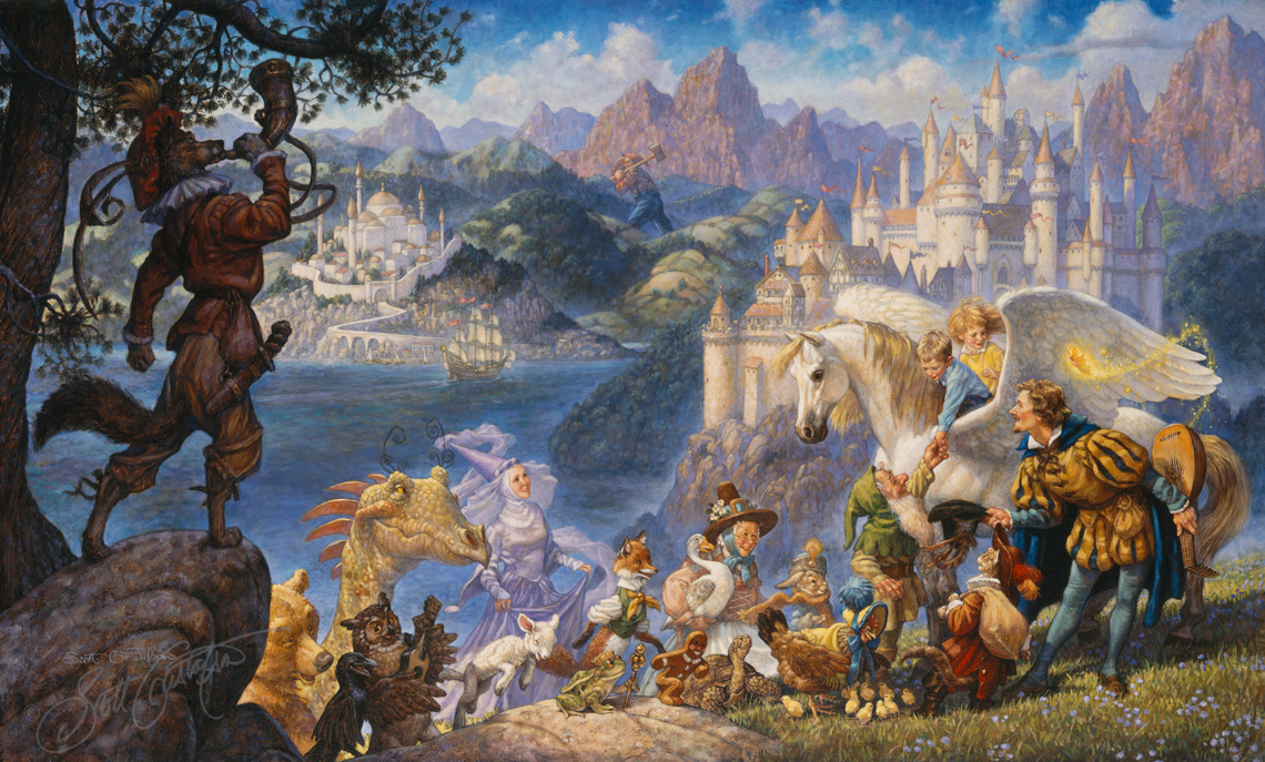 The Land of Enchantment