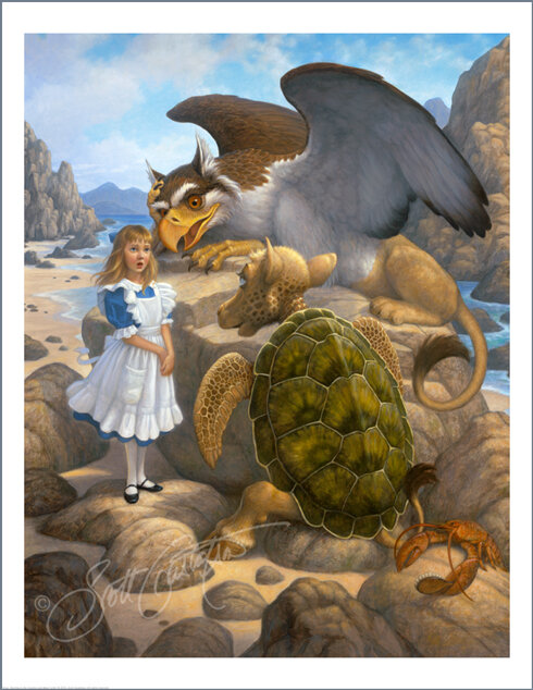 NEW! Alice, Reciting...