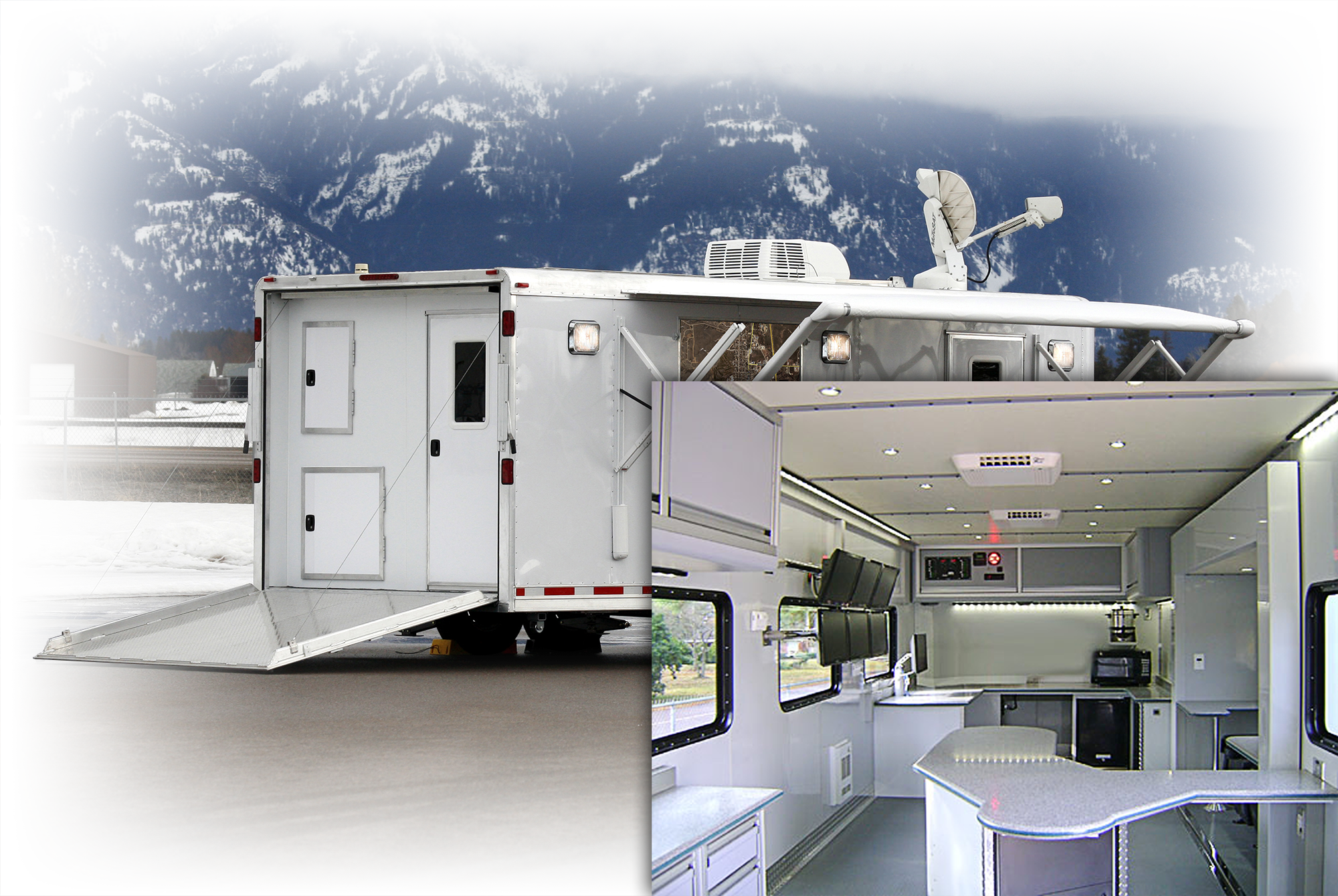 Mobile Command Station
