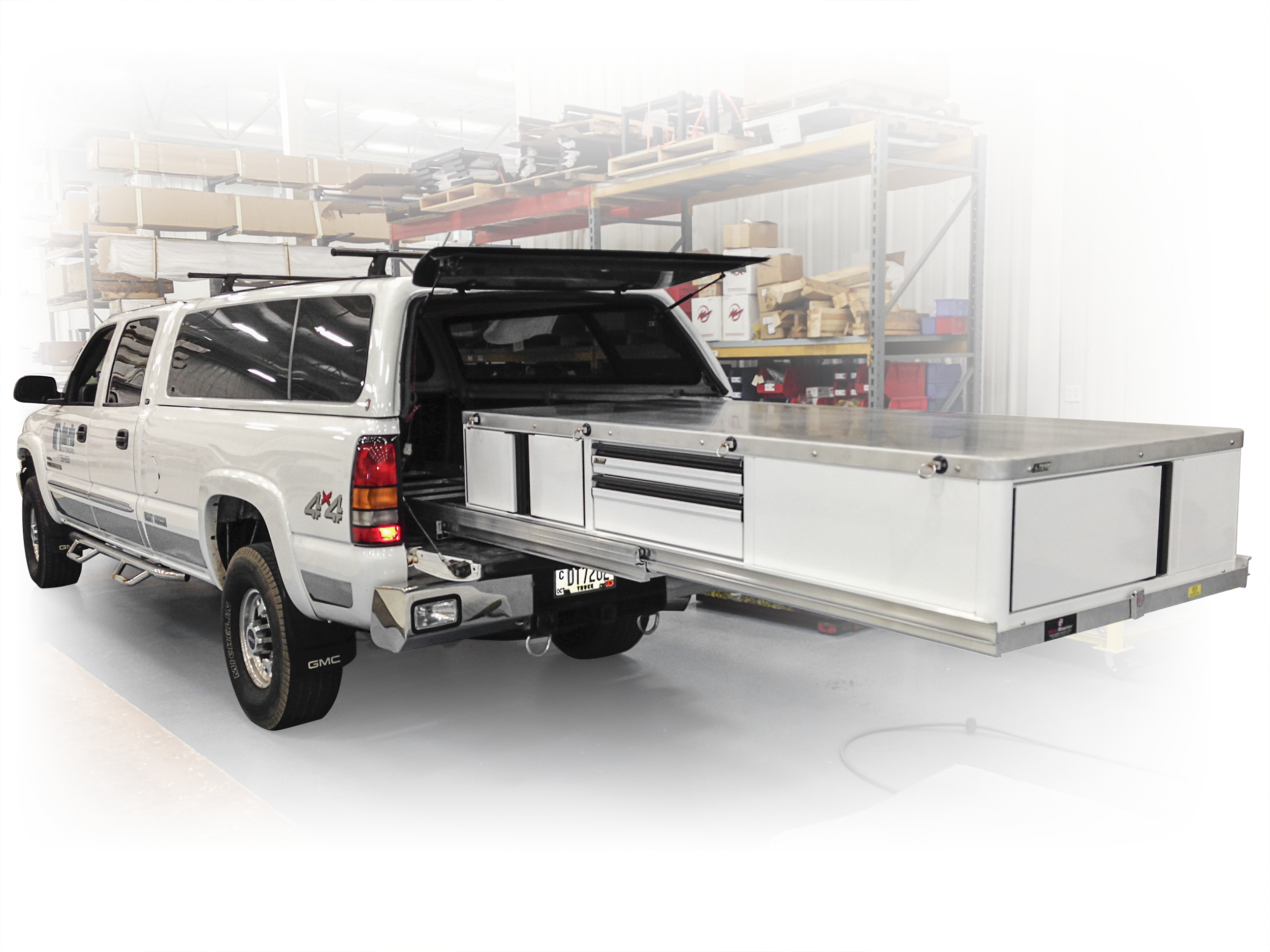 Truck Bed Slide out