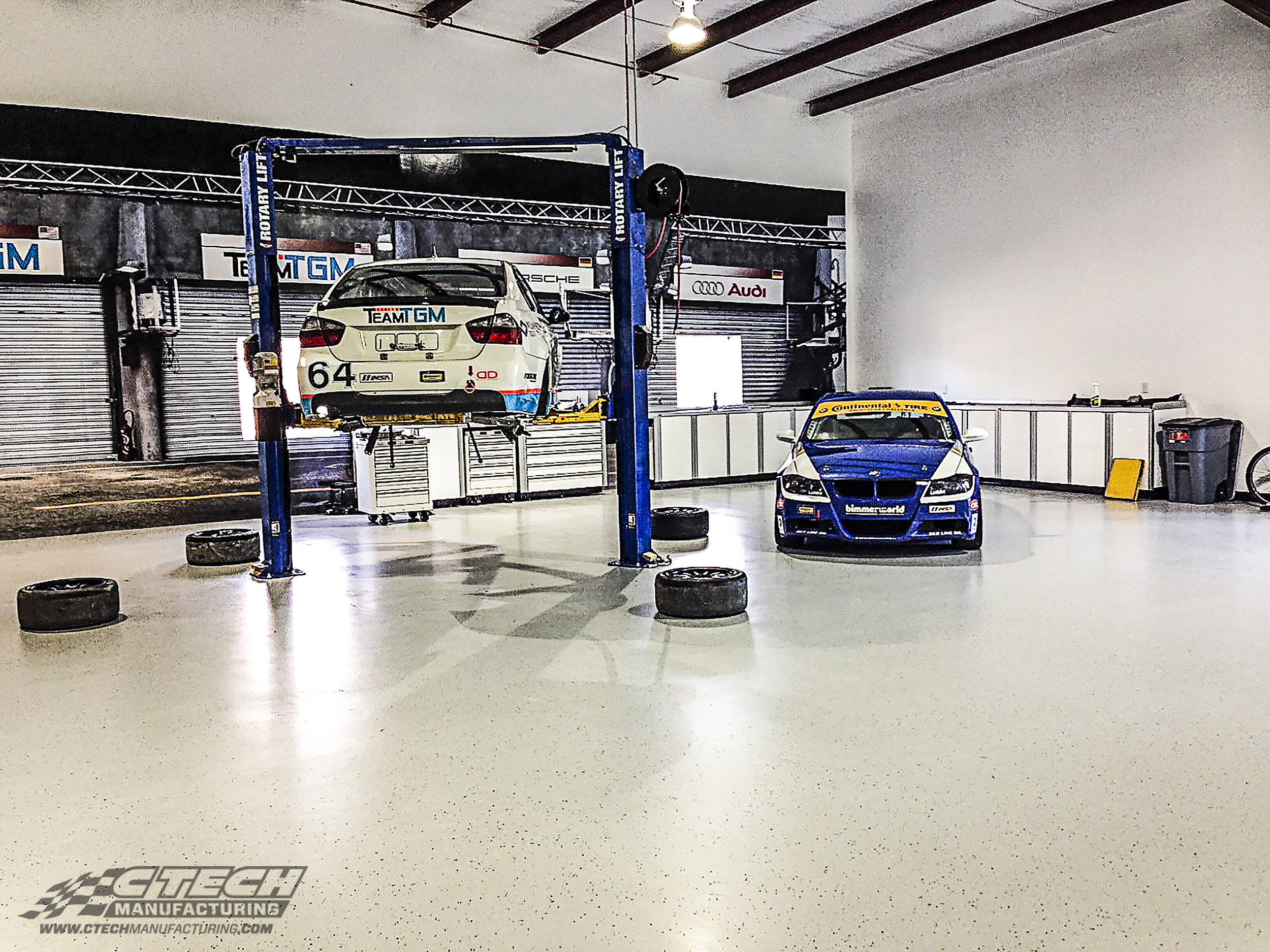 No matter the shape or style of your race shop, there's a CTECH cabinet configuration that's perfect for your space. The importance of having an accessible, and sometimes portable storage unit is understood by top competitors in every motorsport discipline. BOM 26509 Customer: TGM Racing