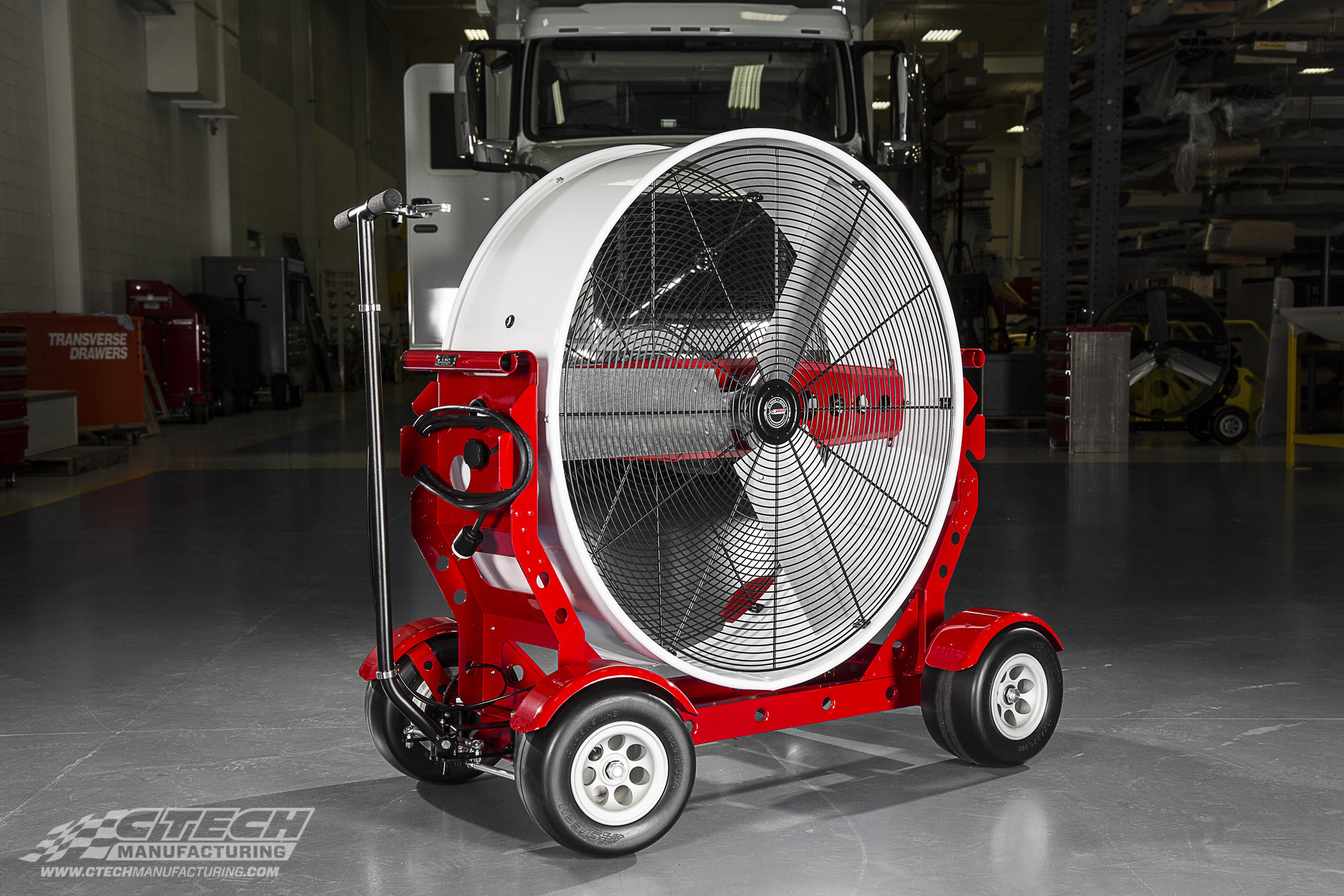 CTECH offers the most durable, functional, and aesthetically advanced carts in the storage industry. Whether you need a fully customized storage unit, or a fan to keep you cool in the heat of the moment, CTECH offers the quickest turnaround and the highest quality product.