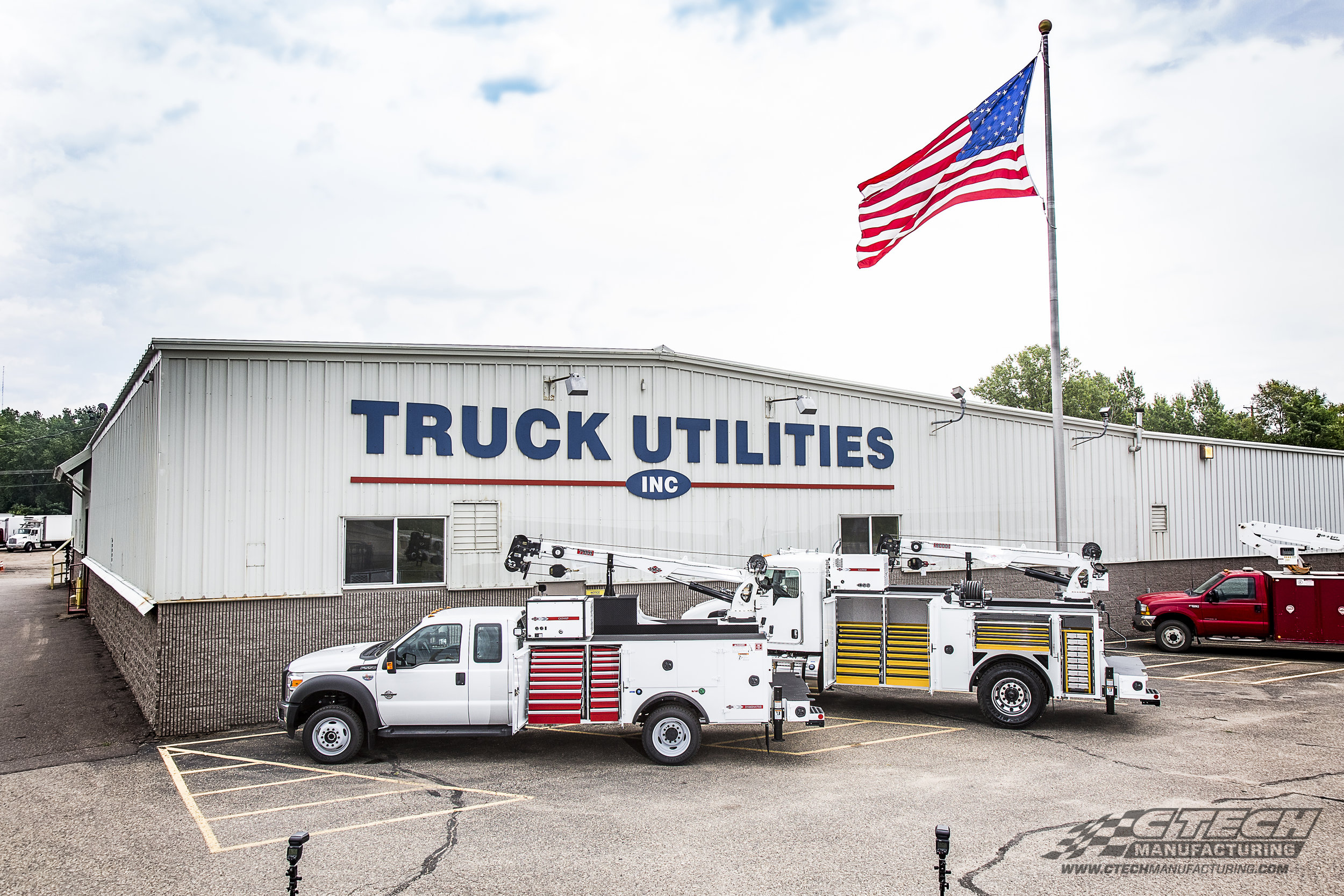 """Ctech is proud to have a huge network of Tool Drawer dealers around the country to assist in choosing and installing CTech products! Check out our online 'Find a Dealer"""" option to find one near you!"""