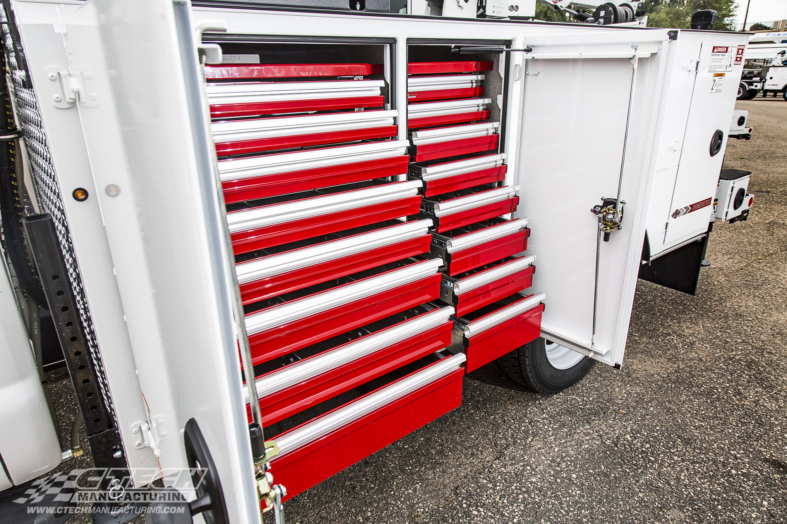 IMT Dominator Forward Compartment Tool Drawer