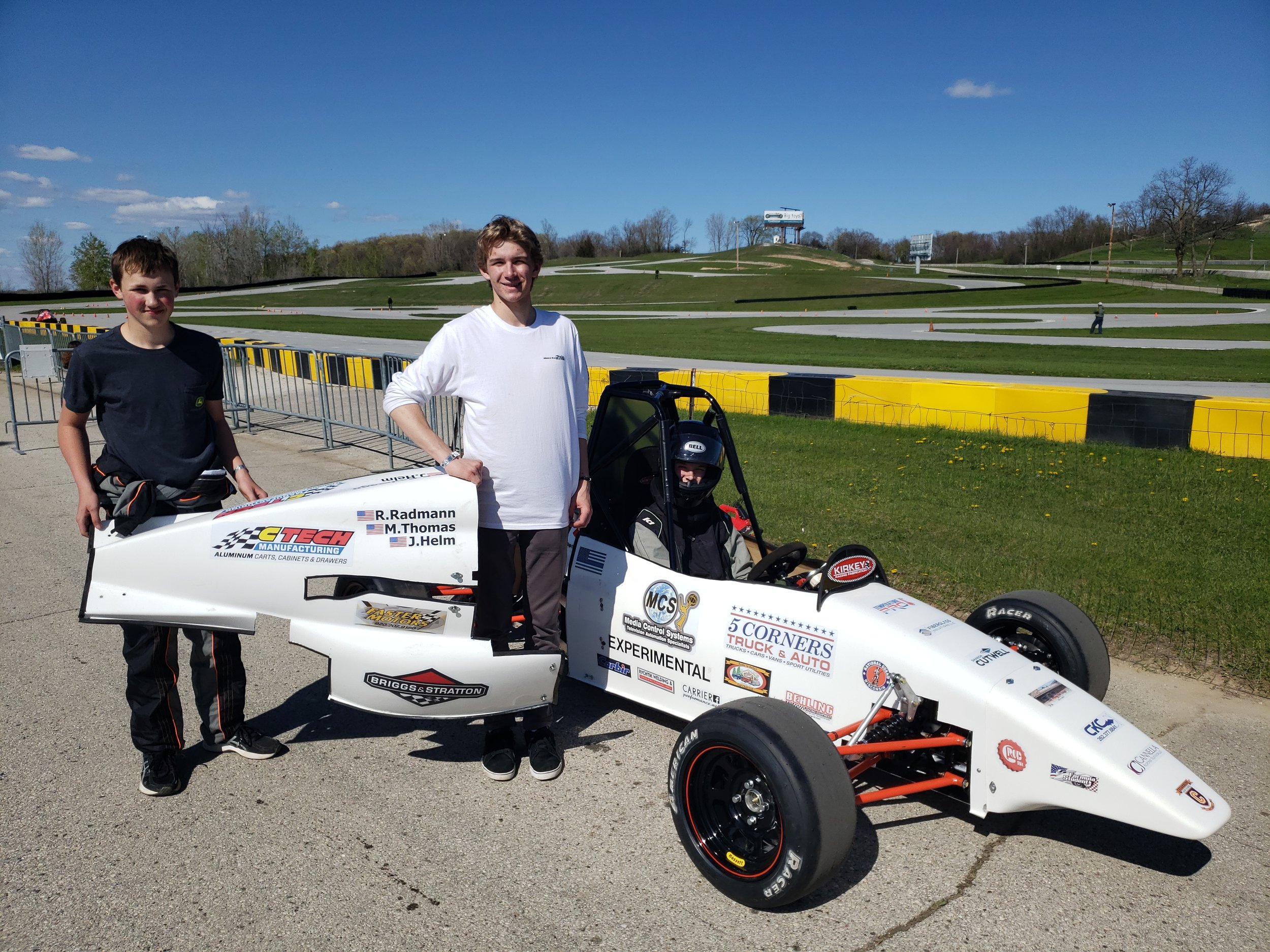 The Cedarburg High School Formula Student USA Team