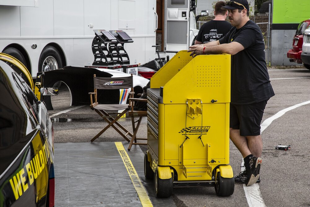 CTech Manufacturing Yellow Best Damn Toolbox