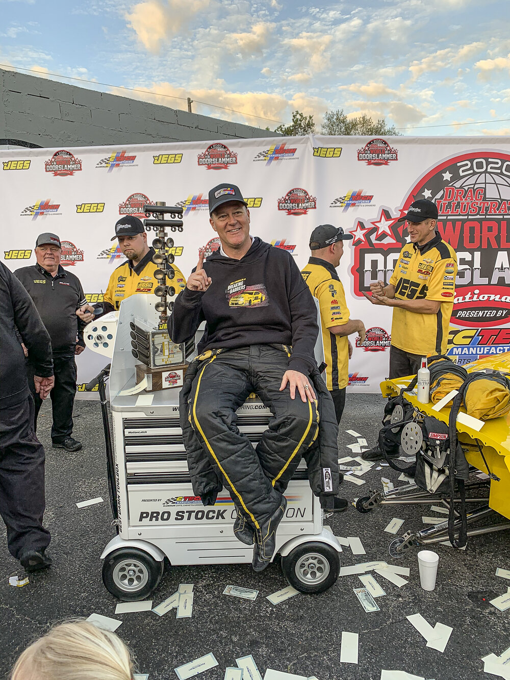 Jeg Coughlin Jr and His New CTech Manufacturing Toolbox